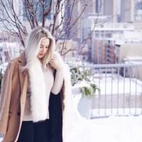 Winter Wear + My Favorite Distressed Denim