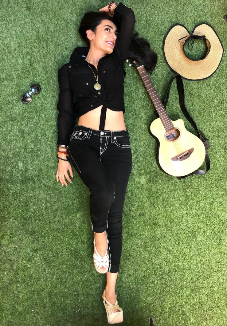Glam Rock Chic - Rupika Chopra