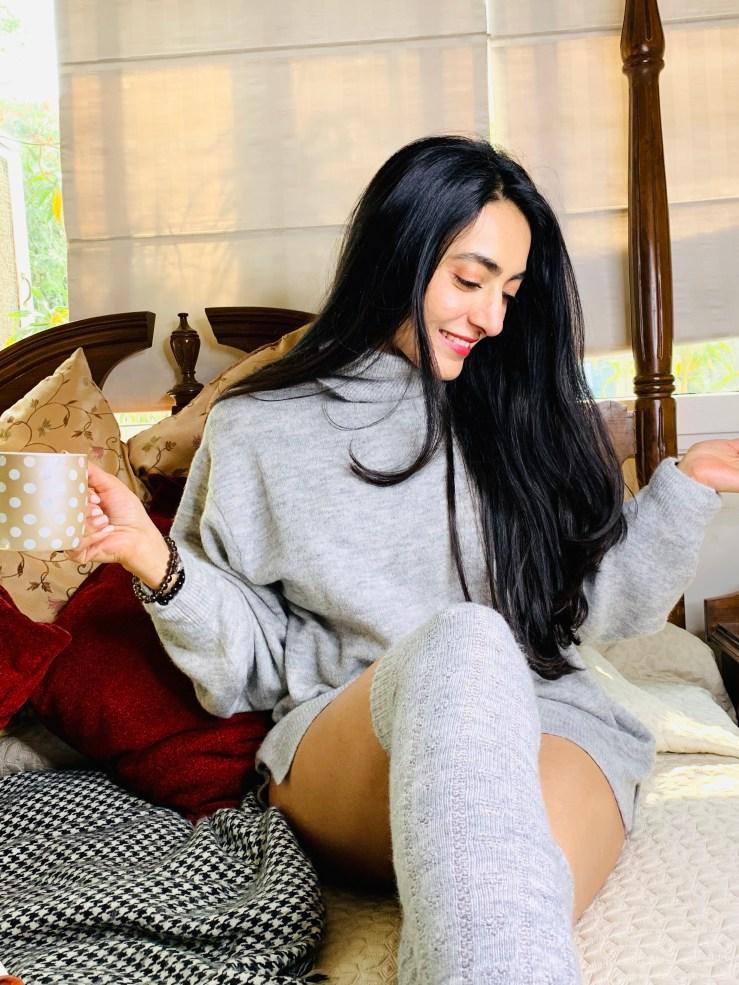 Winter in Shades of Grey - Rupika Chopra