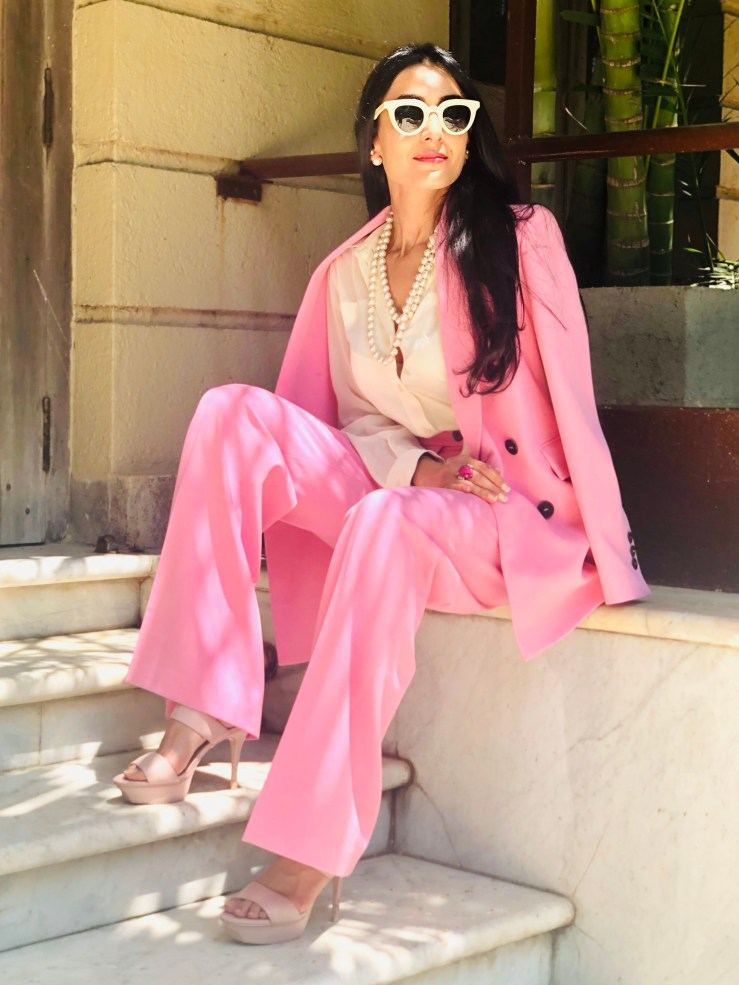 Power Up in Suits - Rupika Chopra