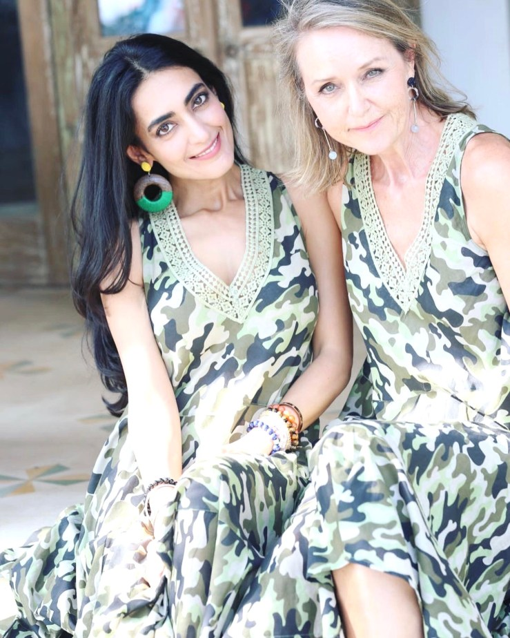 Camouflage collection by LIV-ING - RUPIKA CHOPRA