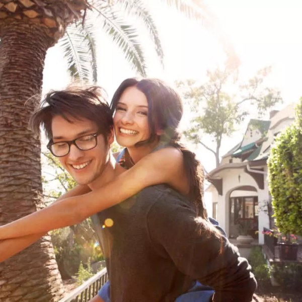 23 Perks of Dating a Guy Who's a Kid at Heart