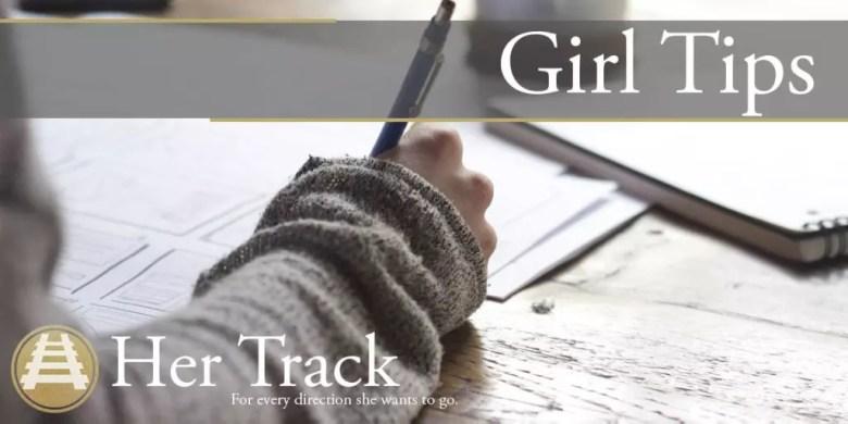 Her Track Girl Tips