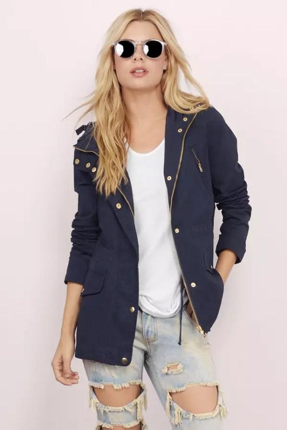 Jacket Her Track