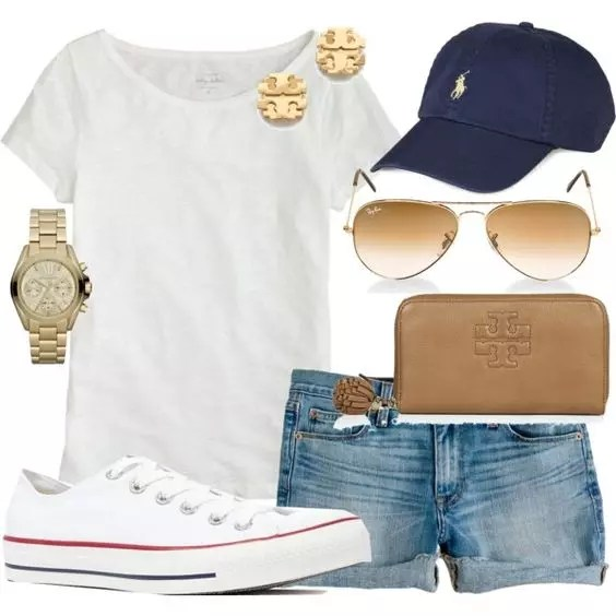 her track summer outfits pinterest