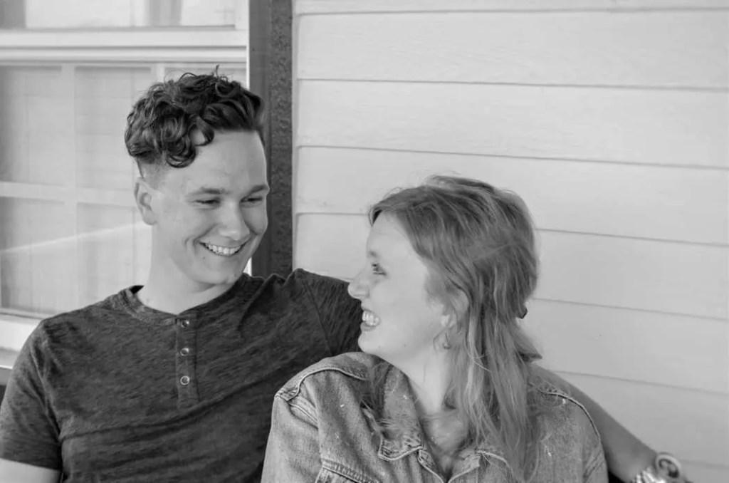 DIY Engagement Photos on a Budget