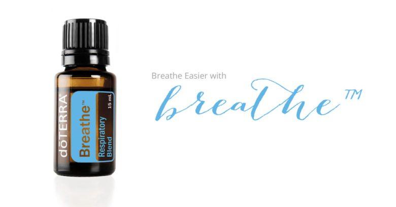 Essential Oils Breathe