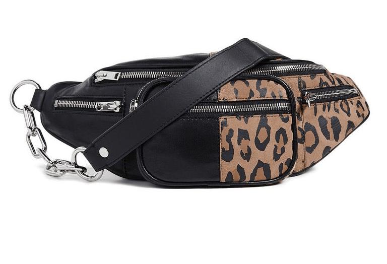 Leopard Fanny Pack.