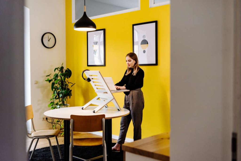 8 Tricks For Staying in Shape While Working From Home