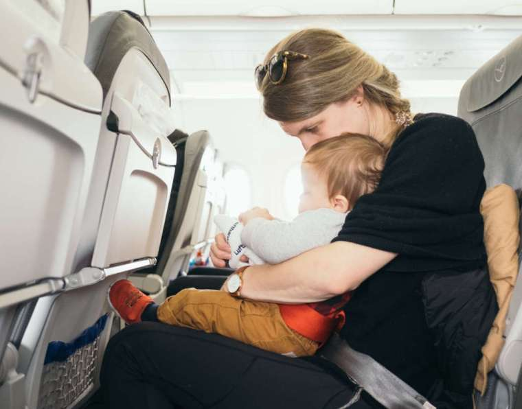5 Carry-On Musts for Flying with a Toddler