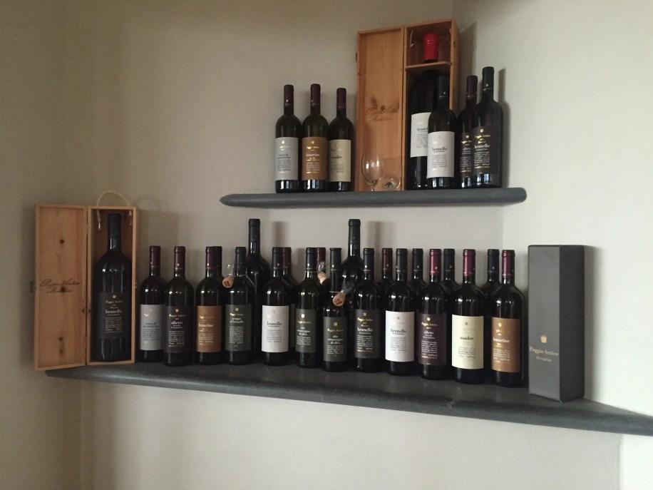 Poggio Antico Winery