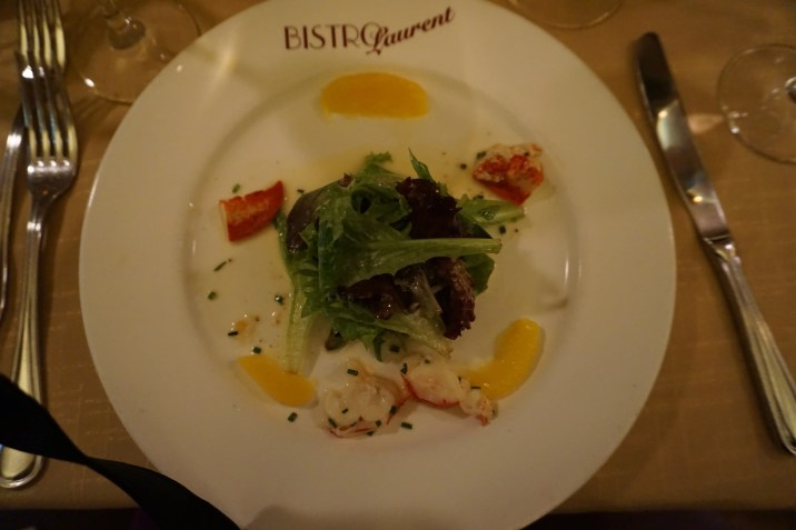 First Course!