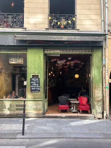 Bars in Le Marais