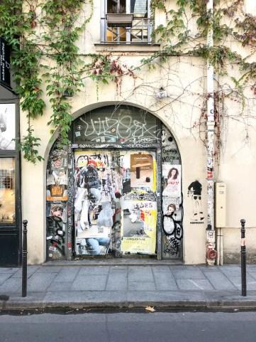 Le Marais Graffiti