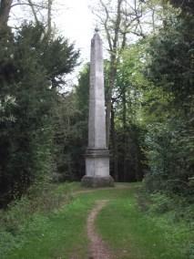 Charles Bridgeman Tring Park Monument