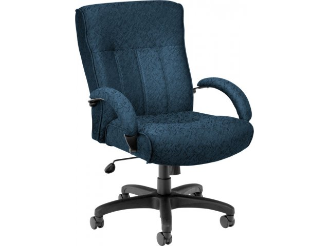 Big And Tall Mid Back Executive Office Chair OFM-711