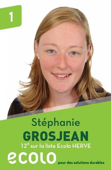 12 : Stéphanie Grosjean