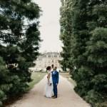Un mariage romantique au Château du Faucon | Linda & Ludger