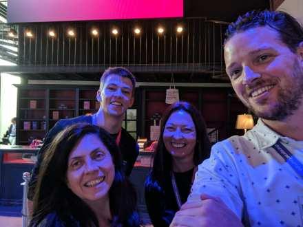 social media team SingularityU Benelux Brussels Summit 2019