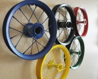 Wheel Art on Pinterest | Bicycle Art, Bicycle Wheel and Google