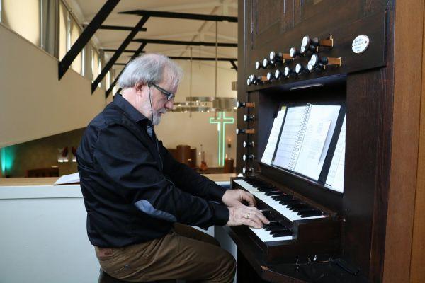 Organist Oosterkerk