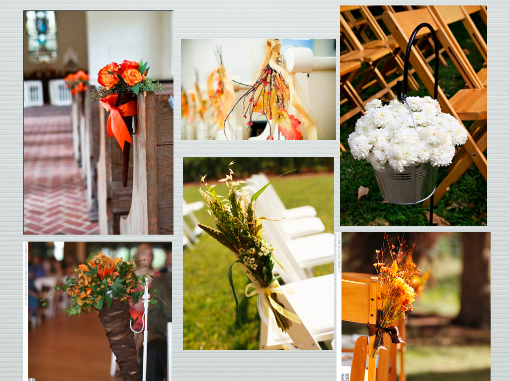 A Walk To Remember {Wedding Aisle Designs}
