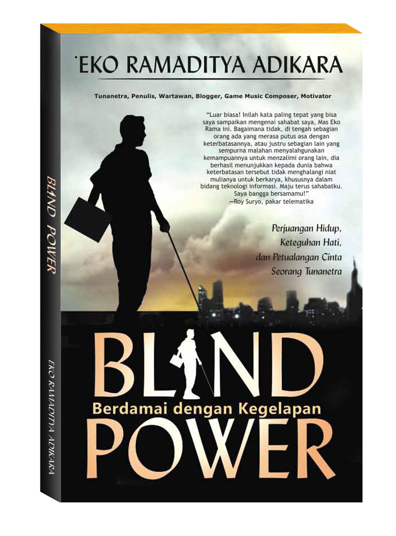Buku BLIND POWER by Eko Ramaditya