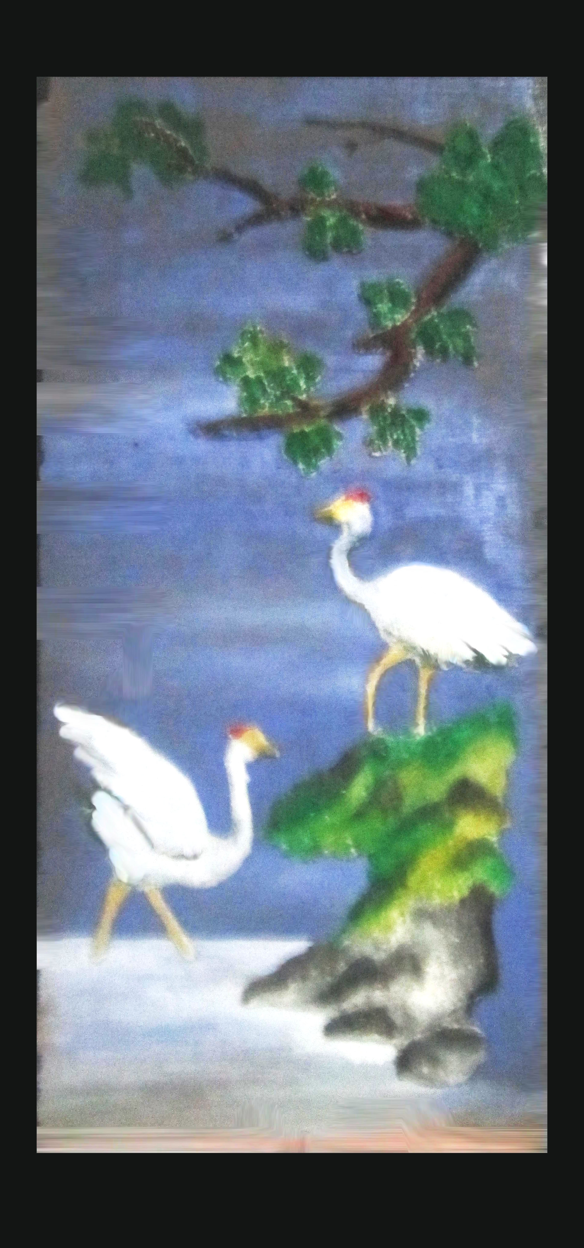 Lukisan Dari Bubur Kertas : lukisan, bubur, kertas, Lukisan, Bubur, Kertas, Herycraft