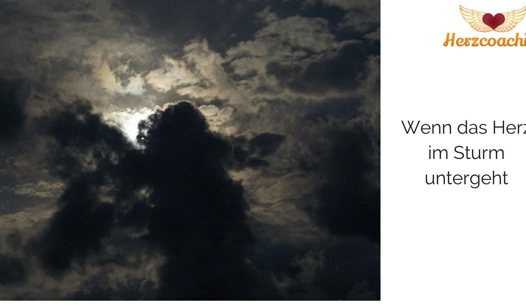 Wenn das Herz im Sturm untergeht – eine Reise zu Dir selbst
