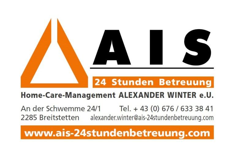 AIS Home-Care-Management Alexander Winter
