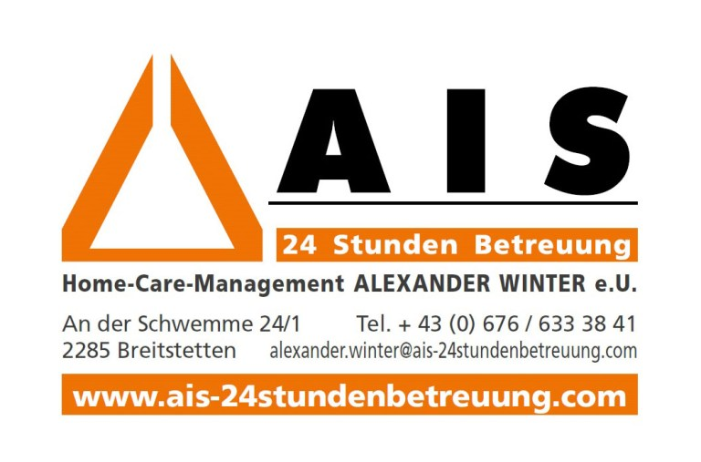 AIS Home-Care-Management Alexander Winter