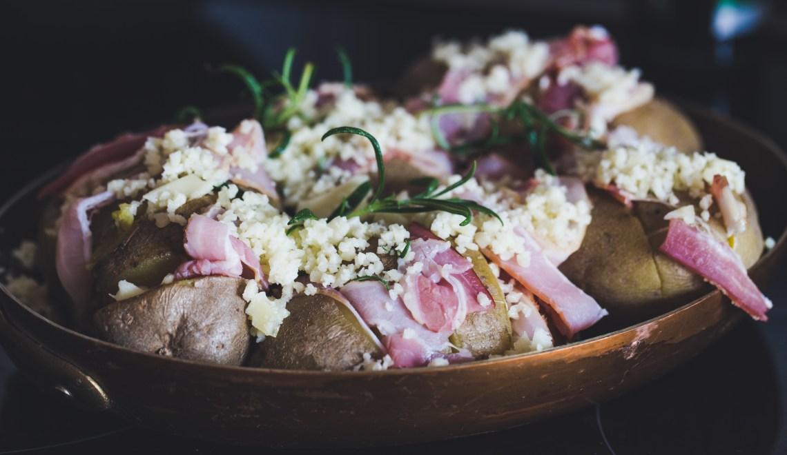 Ofenkartoffeln aus dem Thermomix®