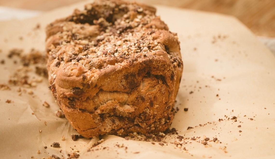 Pekannuss-Schokoladen-Zupfbrot aus dem Thermomix®
