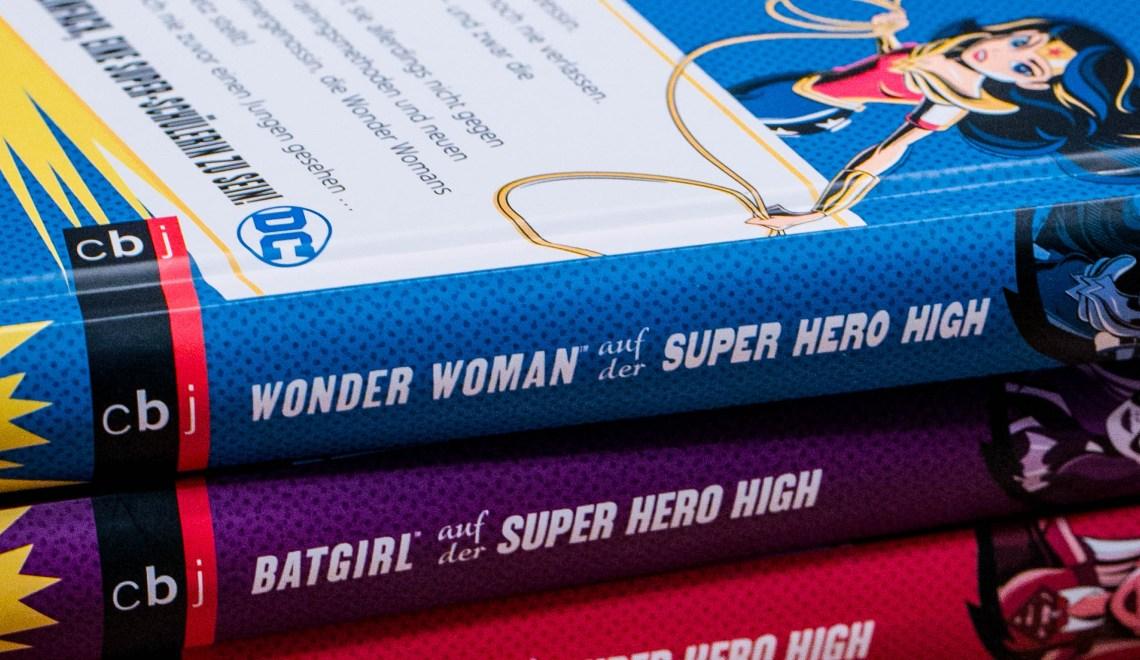 Anzeige – DC SUPER HERO GIRLS von Warner Bros. inklusive Gewinnspiel