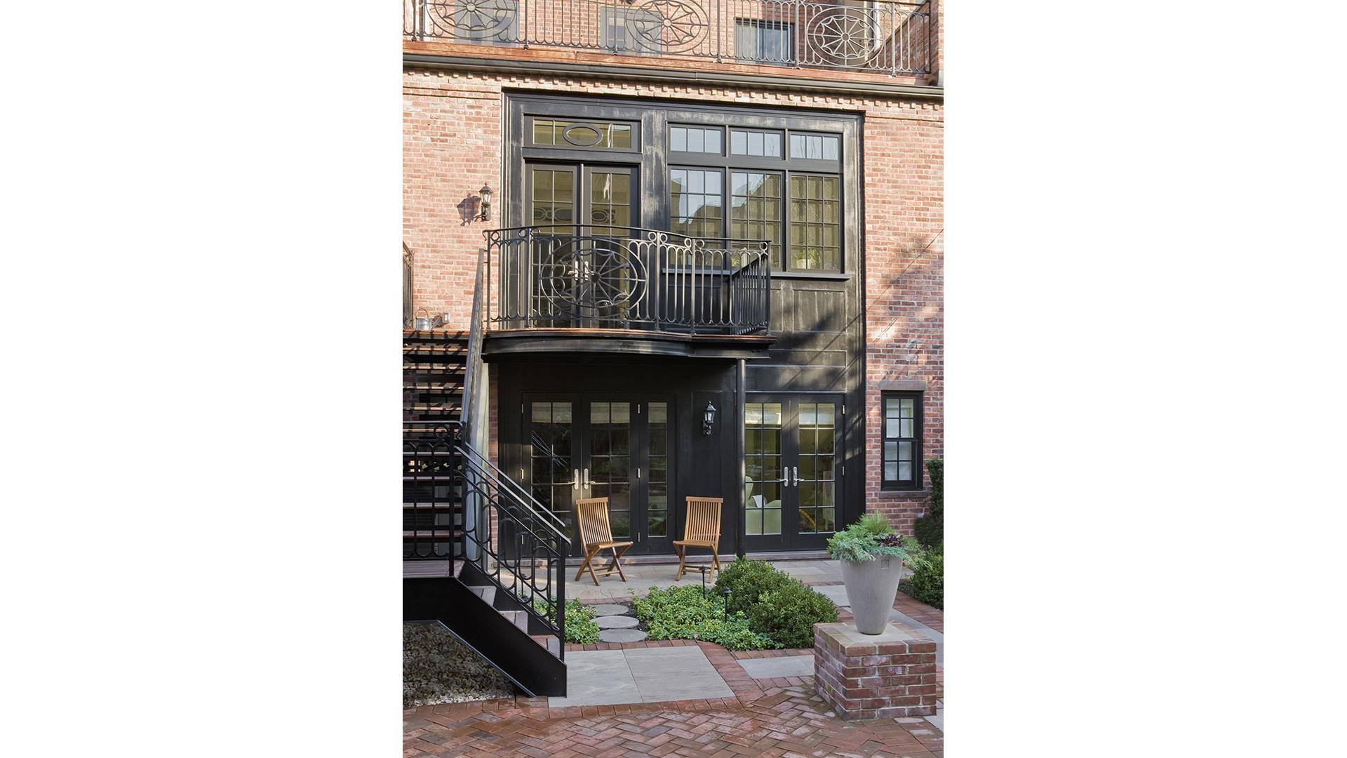 Brooklyn Heights Addition Ben Herzog Architect Pc
