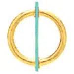 CRL-5-1_8-Tubular-Back-To-Back-Circular-Style-Shower-Door-3.4-Diameter-Pull-Handles1-150x150
