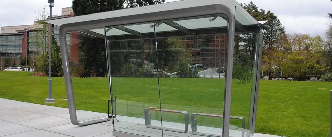 Custom-Glass-Enclosed-Shelter-Microsoft-MS-Connector-Hub
