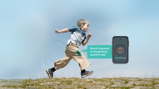 Angelsense GPS - Protecting Your Child from Wandering and Abuse.