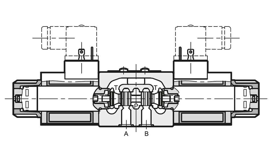 Duplomatic 24V DC CETOP3 Valves. Hydraulic Equipment