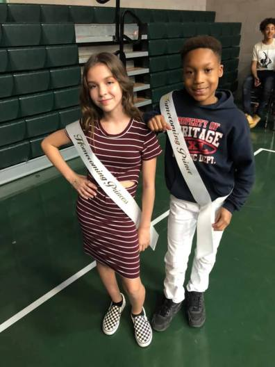 Pep Rally and homecoming dance 2019