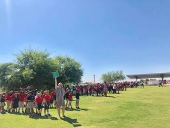 Fire Drill and Safety Assembly