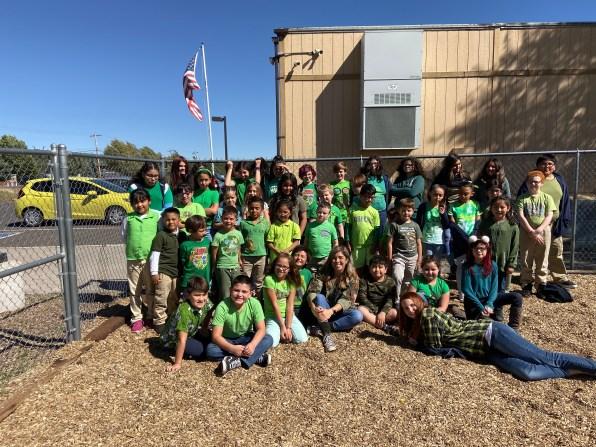 october spirit week green class 2019