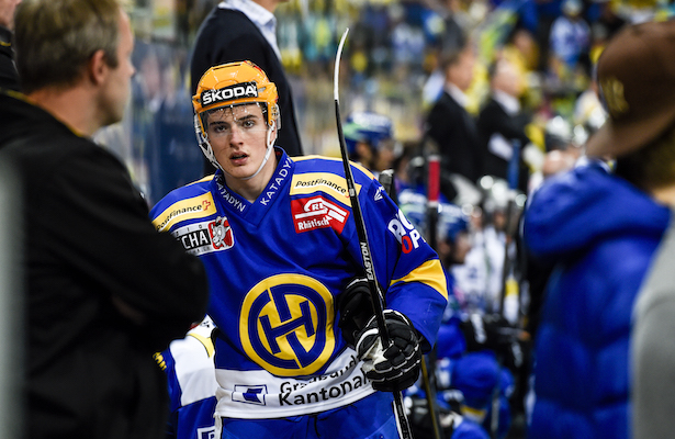 EISHOCKEY, NATIONAL LEAGUE A, NATIONALLIGA A, NLA, LNA, HOCKEY SUR GLACE, MEISTERSCHAFT, QUALIFIKATION, SAISON 2014/15, HC DAVOS, HCD, EV ZUG