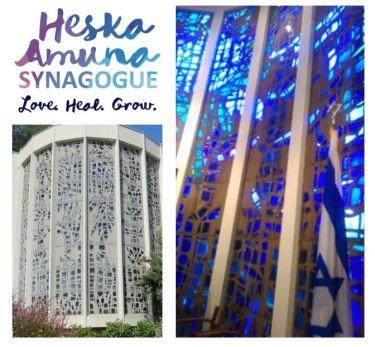 Heska Amuna Synagogue | An Egalitarian Congregation Rooted