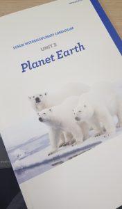 Uchon Grade 6's Unit 3 Textbook