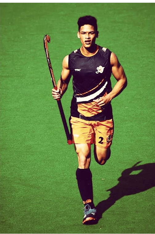 USSA 2015, representing the University of Johannesburg