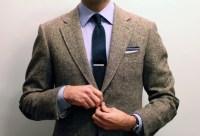 How To Wear a Tie Bar - He Spoke Style