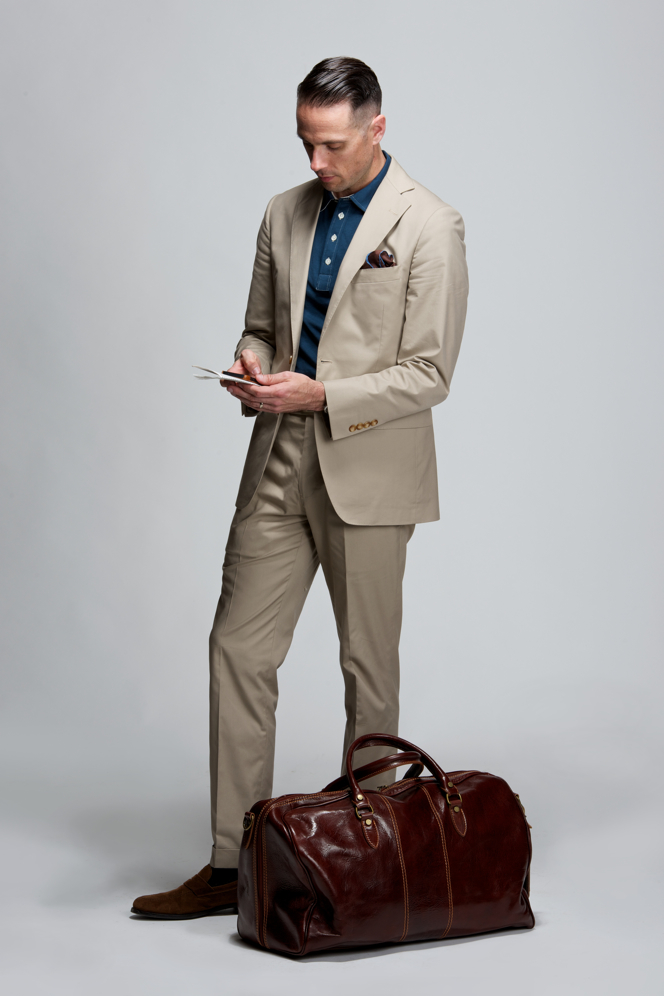 Packing for Business Travel - He Spoke Style