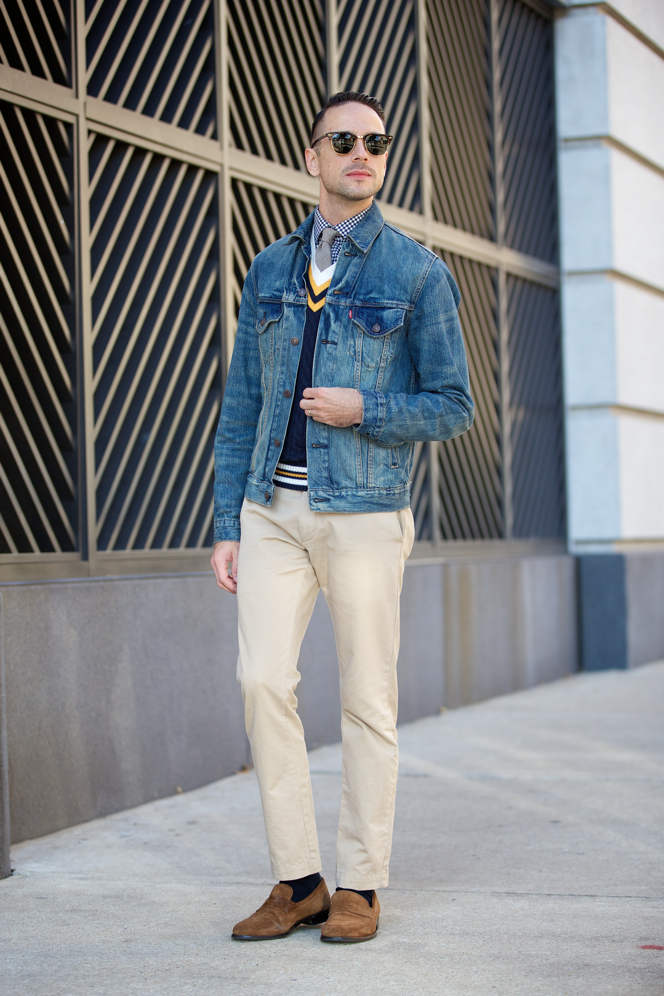 The Cricket Sweater - He Spoke Style