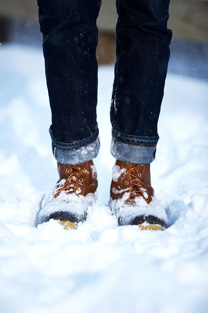 Men S Snow Boots Snow Boots For Men He Spoke Style